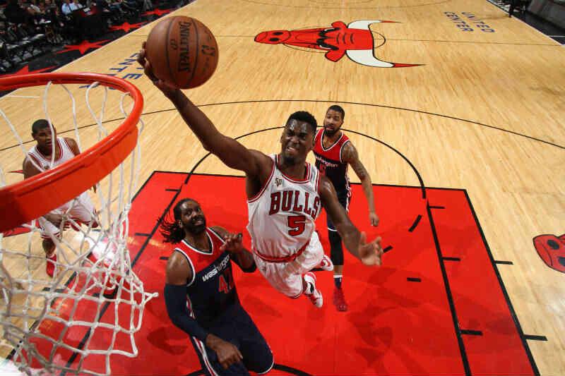 Chicago Bulls contra Washington Wizzards