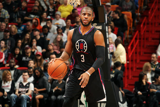 Chris Paul de Los Angeles Clippers
