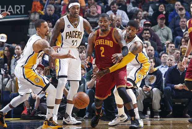 Cleveland Cavaliers contra Indiana Pacers
