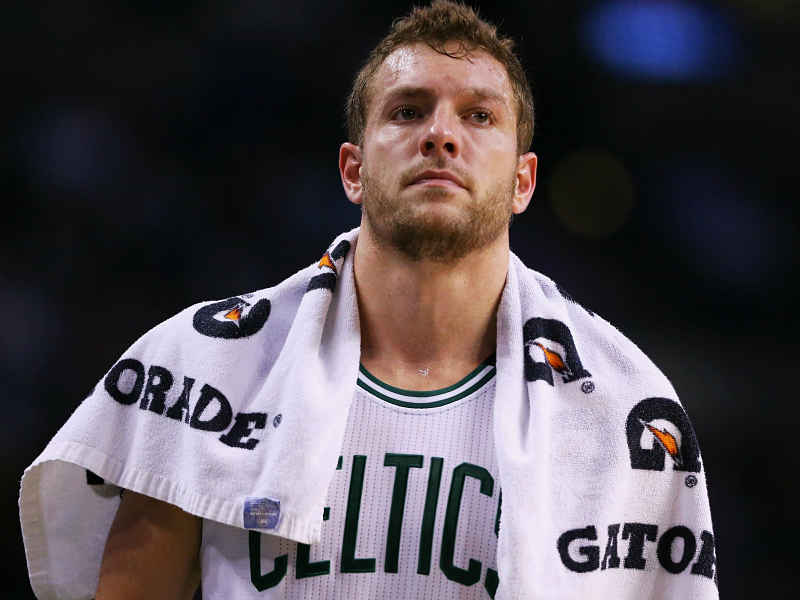 David Lee de Boston Celtics