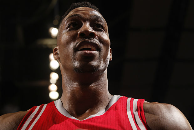 Dwight Howard de Houston Rockets