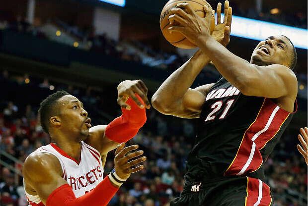 Dwight Howard de Houston Rockets