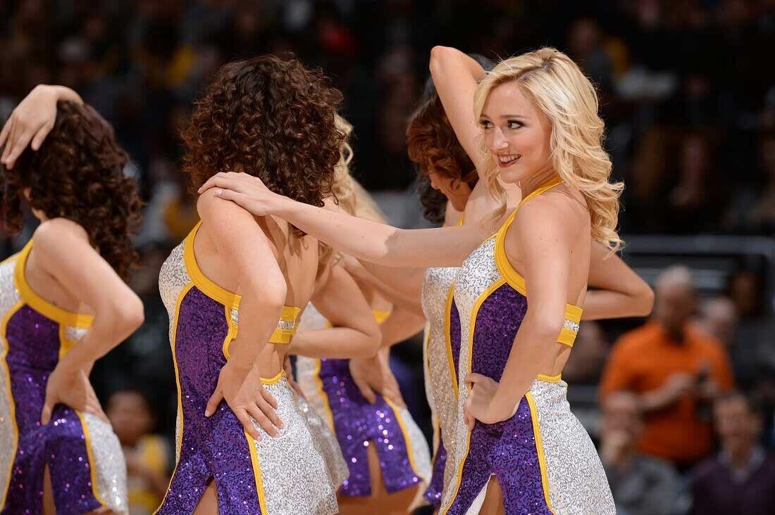 Las mejores cheerleaders de la NBA