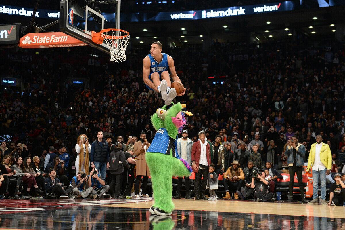 Slam Dunk Contest 2016