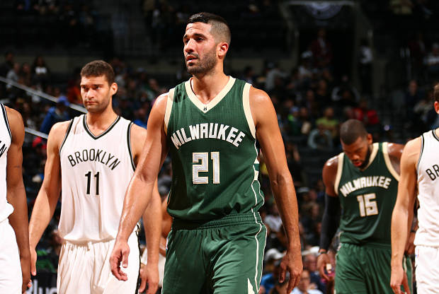 Greivis Vásquez de Milwaukee Bucks