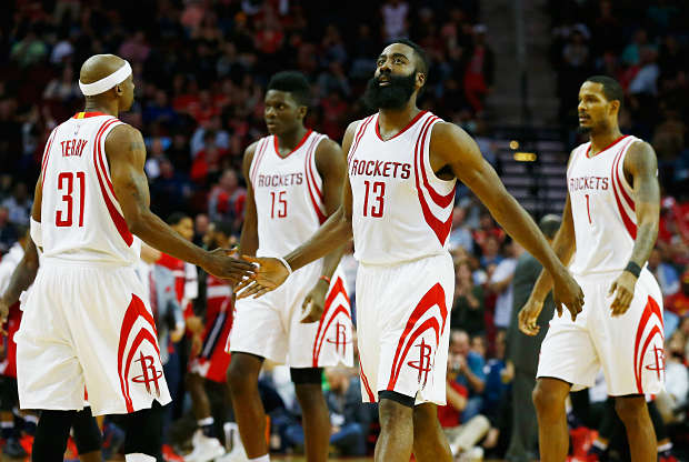 Houston Rockets ante Miami Heat