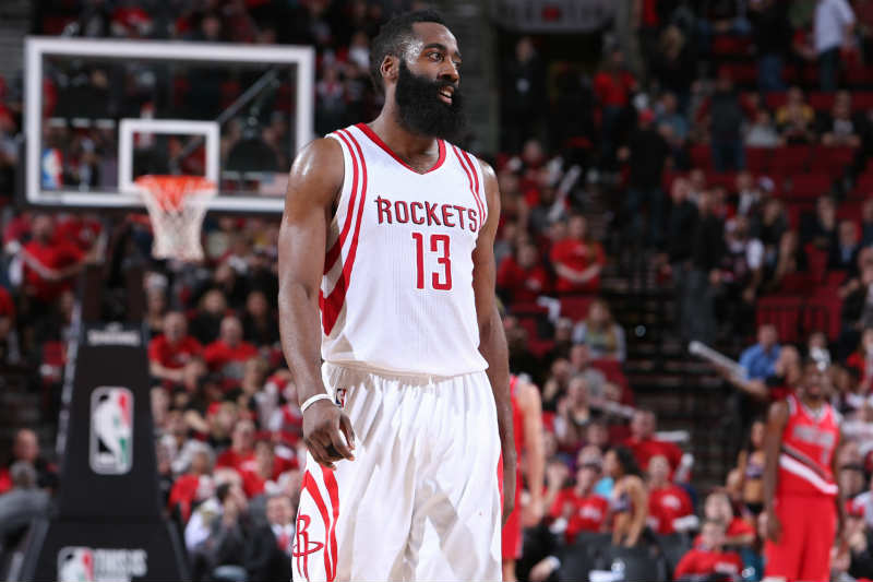 James Harden de Houston Rockets