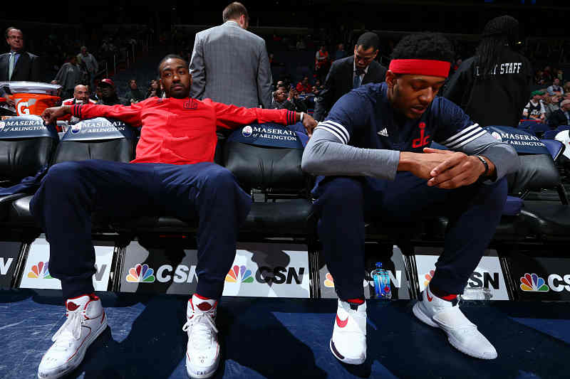 John Wall  de Washington Wizard