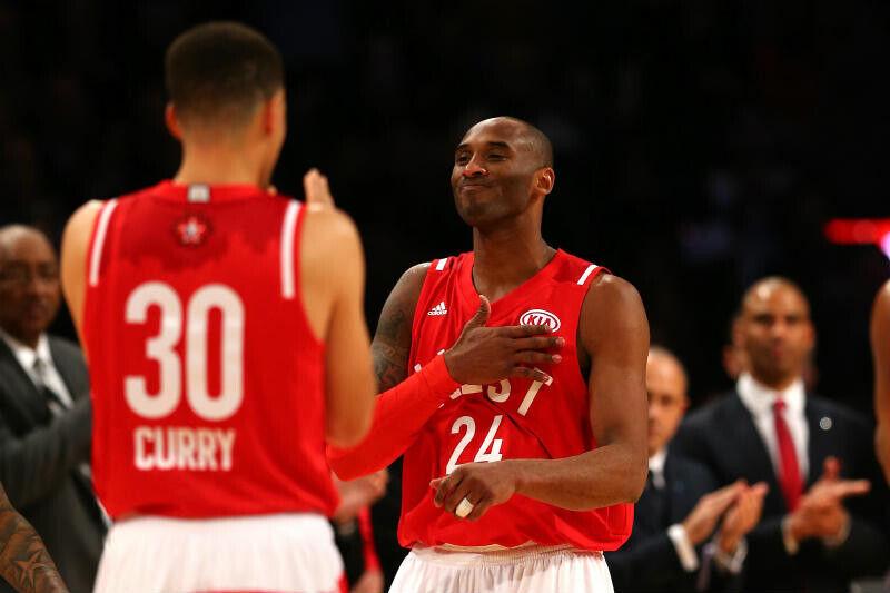 Kobe Bryant - Stephen Curry
