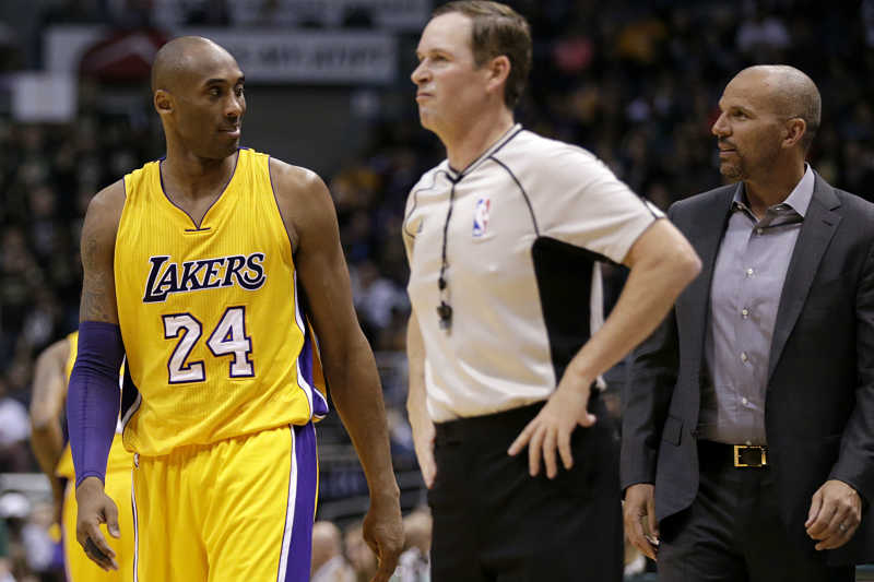 Kobe Bryant de Los Angeles Lakers