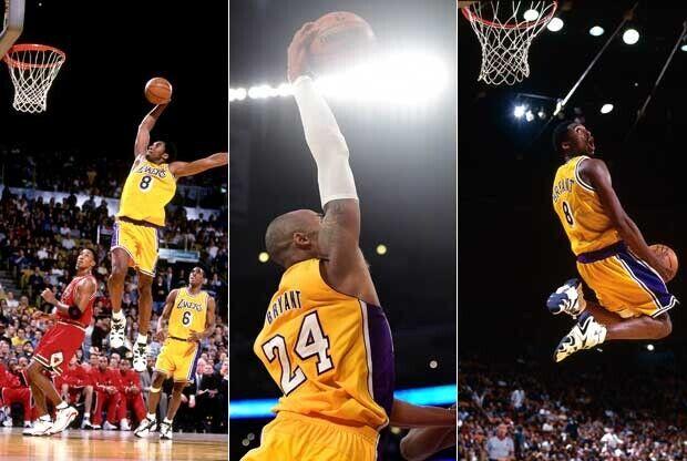 Mates de Kobe Bryant