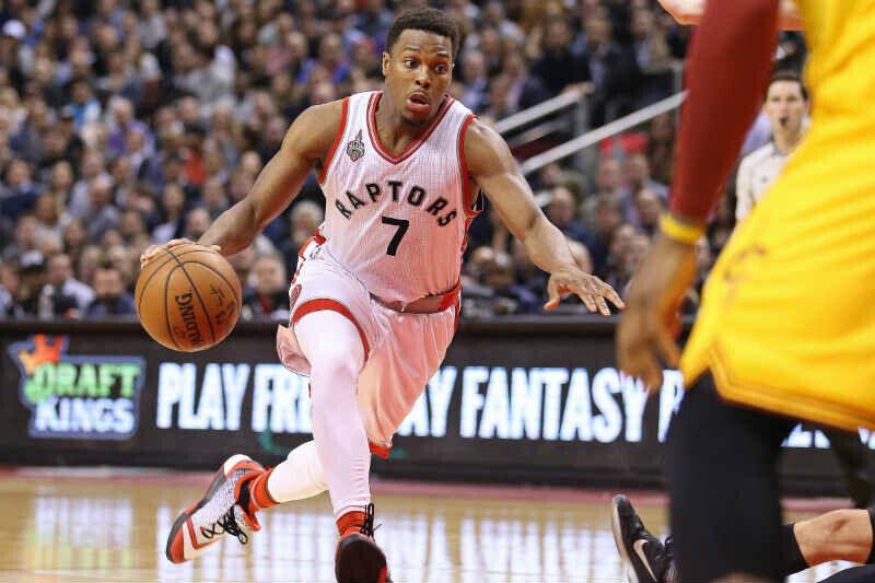 Kyle Lowry de Toronto Raptors