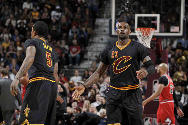 LeBron James ante Chicago Bulls
