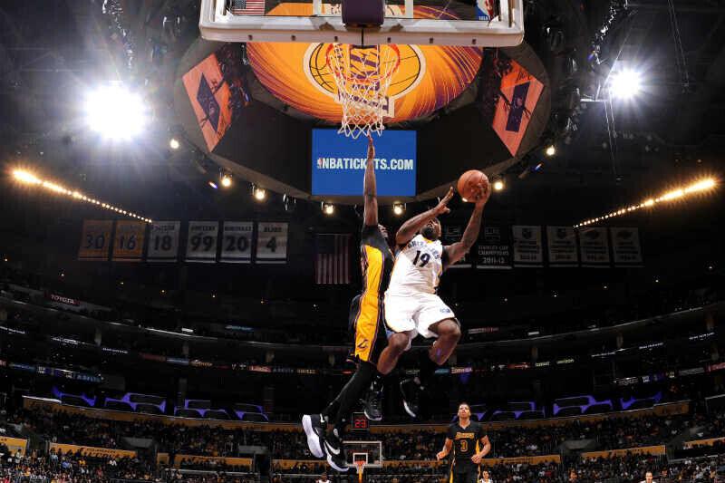 Los Ángeles Lakers ante Memphis Grizzlies