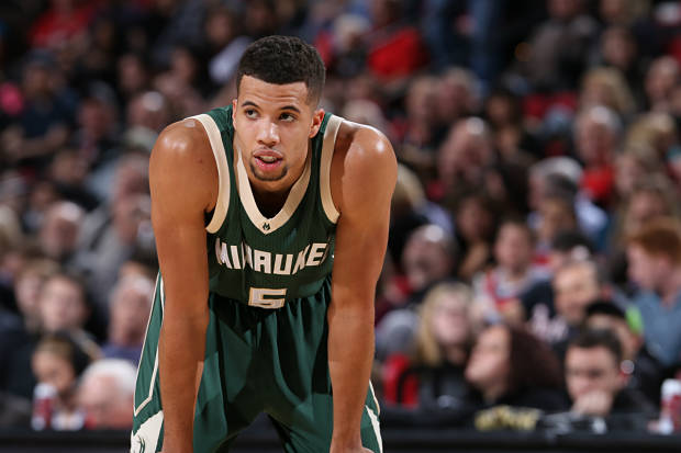 Michael Carter-Williams de Milwaukee Bucks