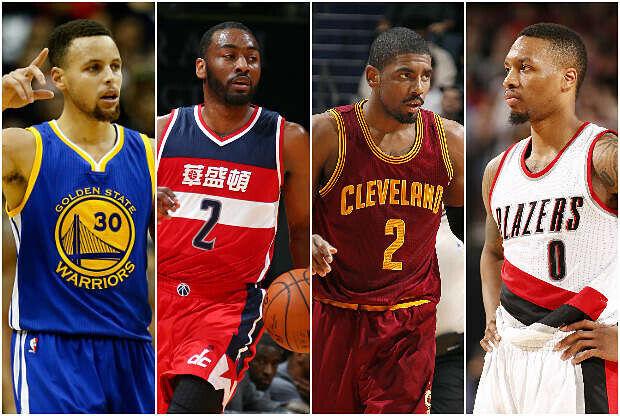La nueva generación de bases de la NBA
