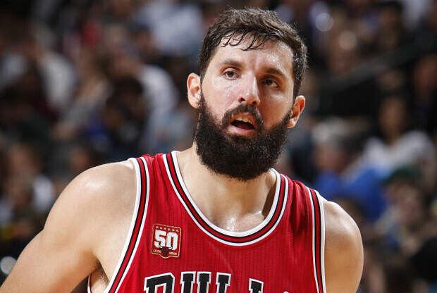 Nikola Mirotic de Chicago Bulls