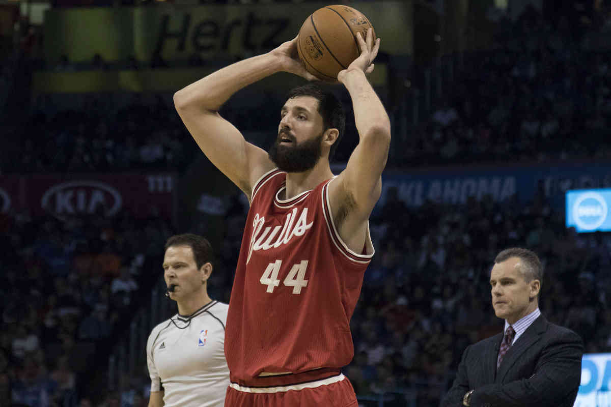 Nikola Mirotic de Chicago Bulls