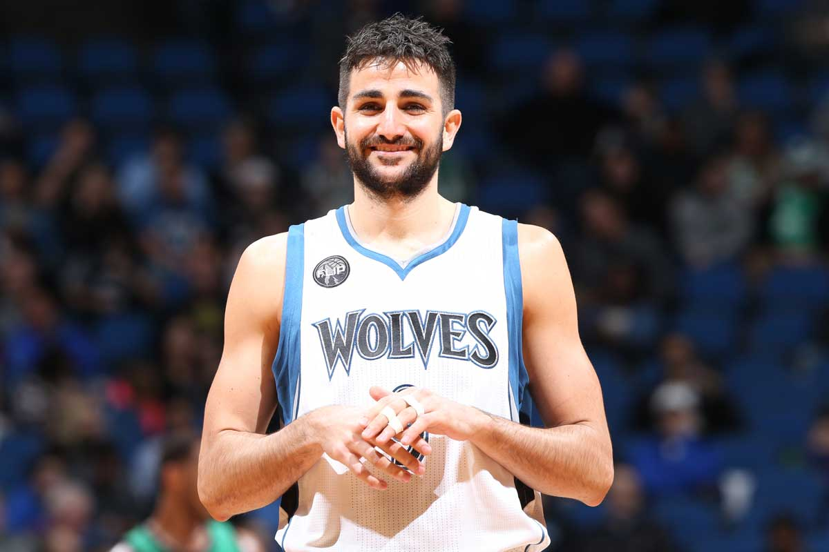 Ricky Rubio, el Luke Skywalker de la NBA