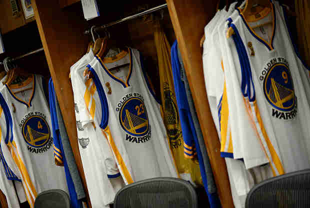 Uniforme Golden State