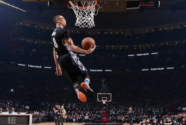 zach lavine dunk - photo #22