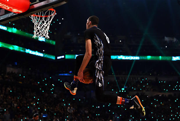 Zach LaVine All-Star Game