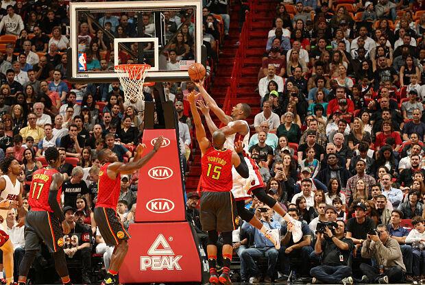 Chris Bosh, jugador Miami Heat