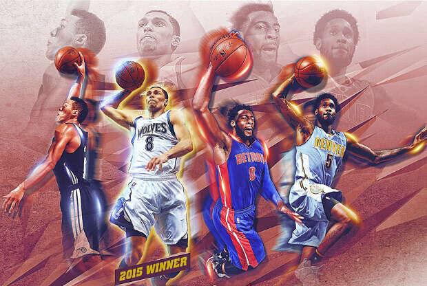 participantes del All-Star 2016 Slam Dunk Contest