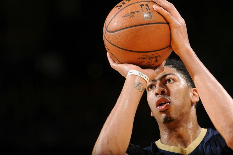 Anthony Davis de New Orleans Pelicans
