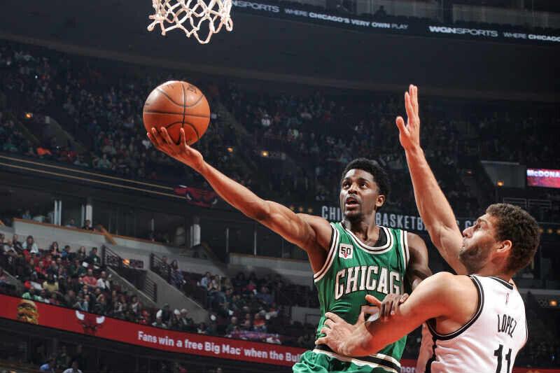 Chicago Bulls contra Brooklyn Nets