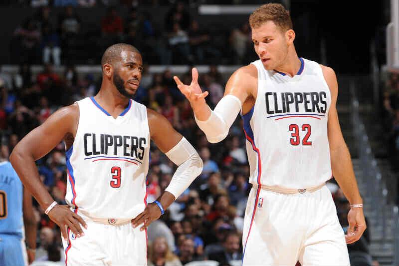Chris Paul-Blake Griffin de Los Angeles Clippers