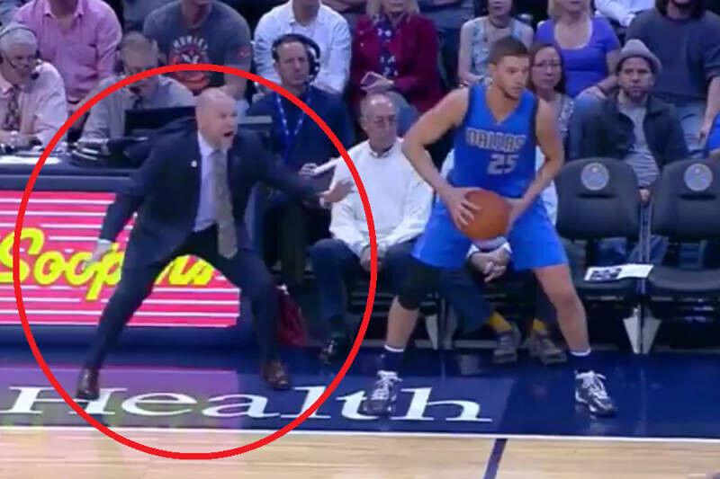 El entrenador de Denver Nuggets también defiende