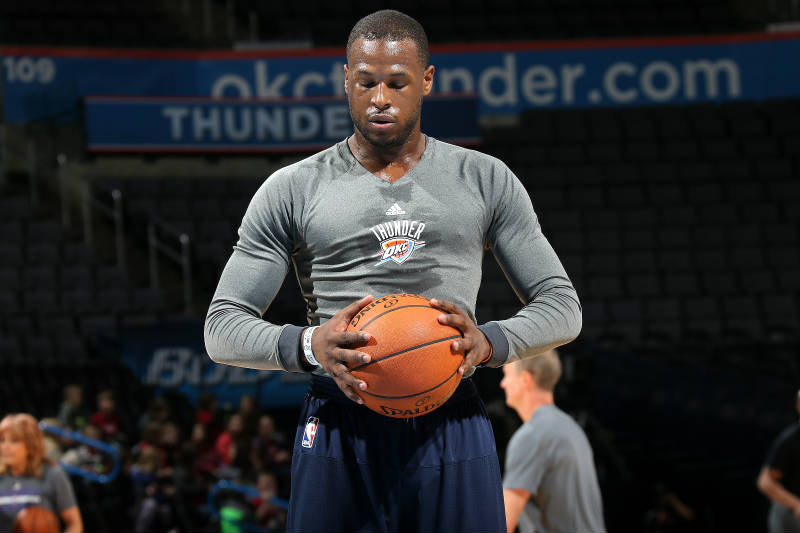 Dion Waiters de Oklahoma City Thunder