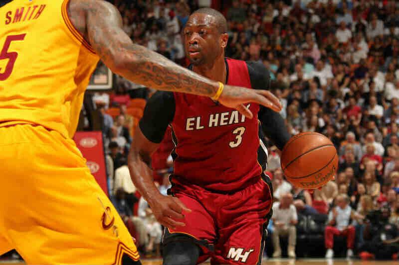 Dwyane Wade de Miami Heat