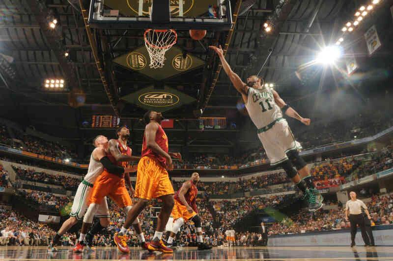 Indiana Pacers contra Boston Celtics