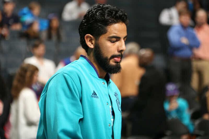 Jorge Gutiérrez de Charlotte Hornets