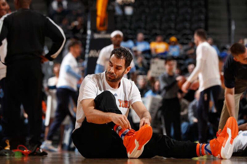 José Manuel Calderón de New York Knicks