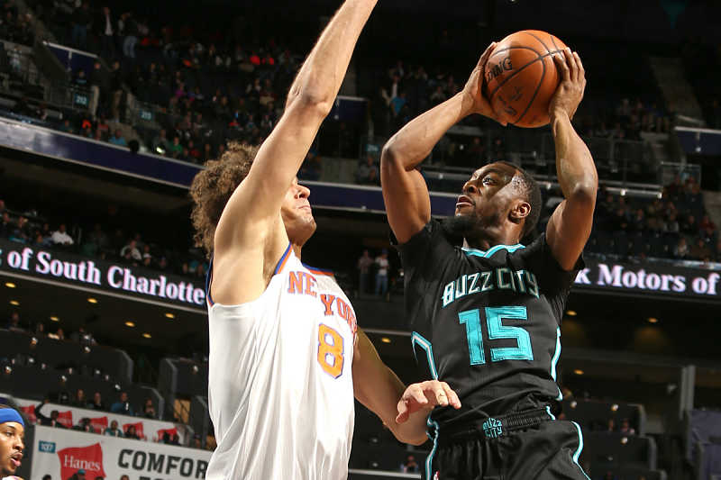 Kemba Walker, estrella de Charlotte Hornets
