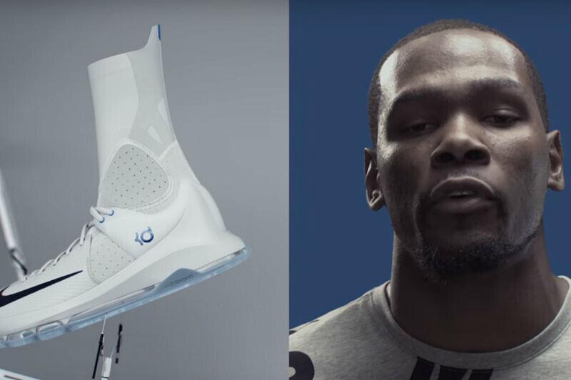 Nuevas zapatillas Nike de Kevin Durant