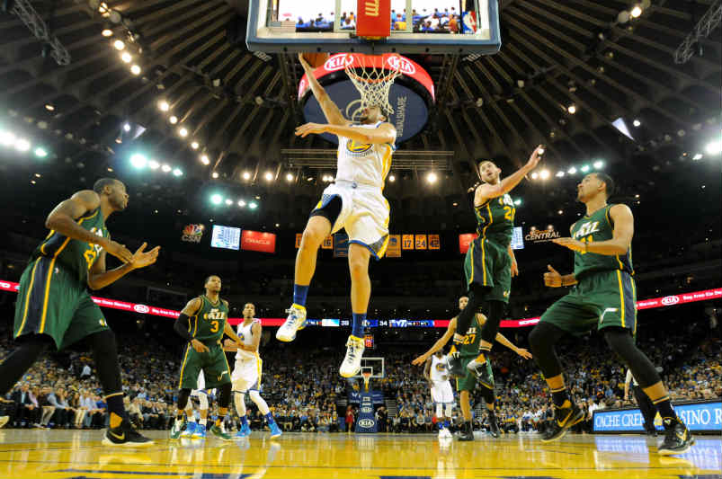 Klay Thompson de Golden State Warriors
