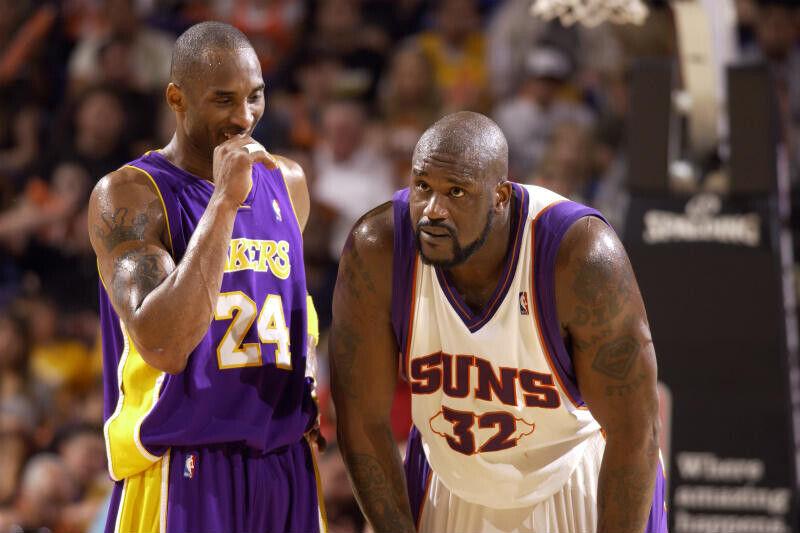 Kobe Bryant-Shaquille O'Neal