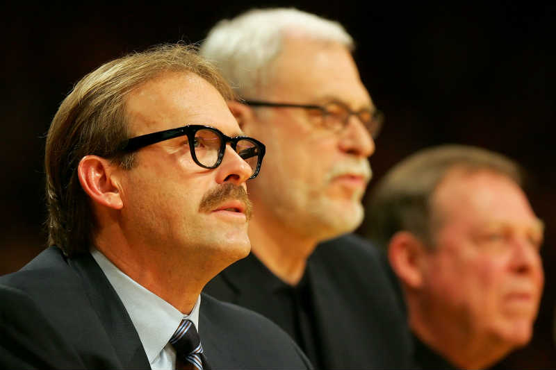 Kurt Rambis, entrenador de New York Knicks