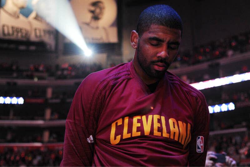 Kyrie Irving de Cleveland Cavaliers