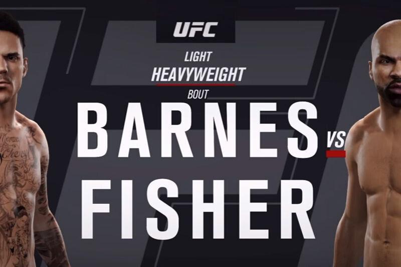 Matt Barnes vs. Derek Fisher, en versión UFC