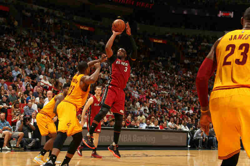 Miami Heat contra Cleveland Cavaliers