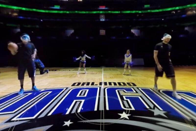 Orlando Magic en 3D