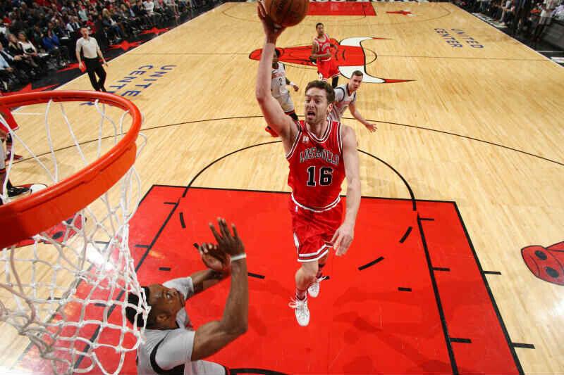 Pau Gasol de Chicago Bulls