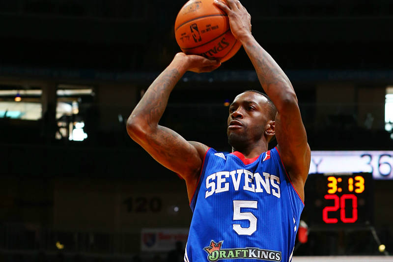 Russ Smith, jugador de la D-League