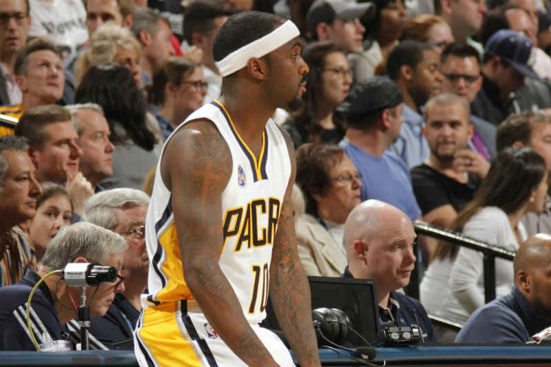 Ty Lawson de Indiana Pacers