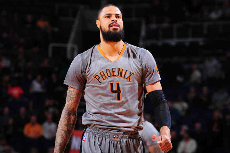 Tyson Chandler de Sacramento Kings